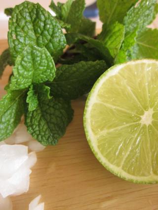 Mint-lime