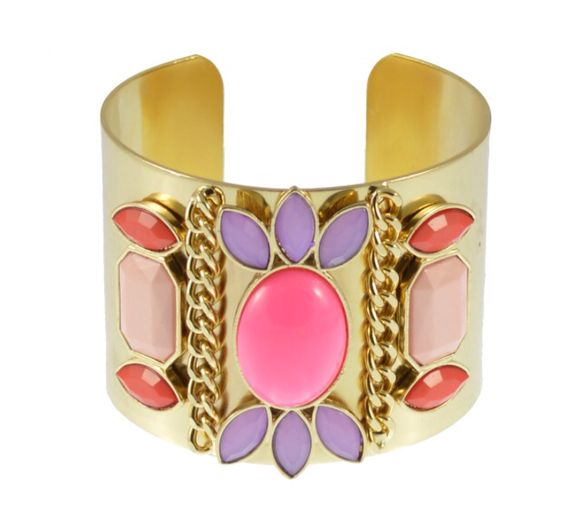 The neon know-how in Jewellery