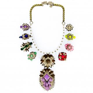 Summer loving rainbow necklace