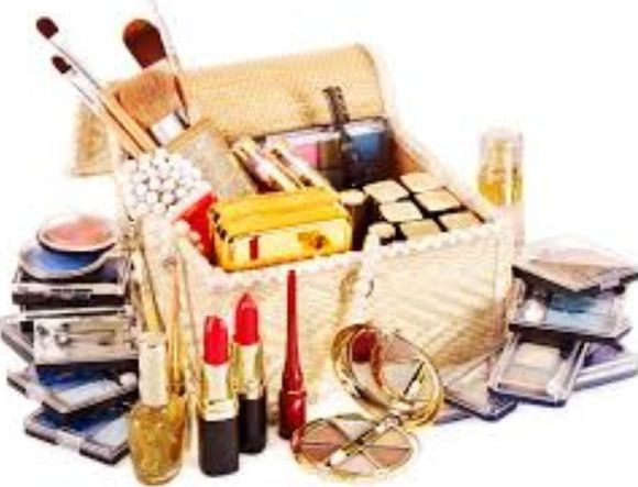 How much is your make-up bag worth?