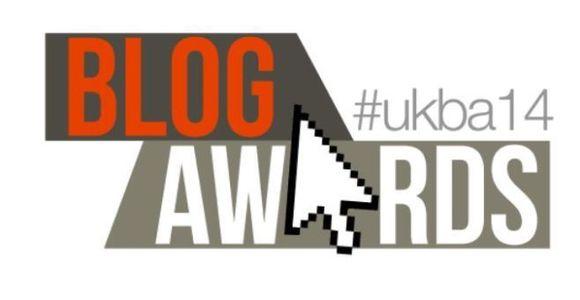 The UK blog awards are back!