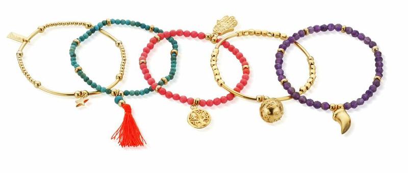 Gold Ultimate Stack Bracelets �365