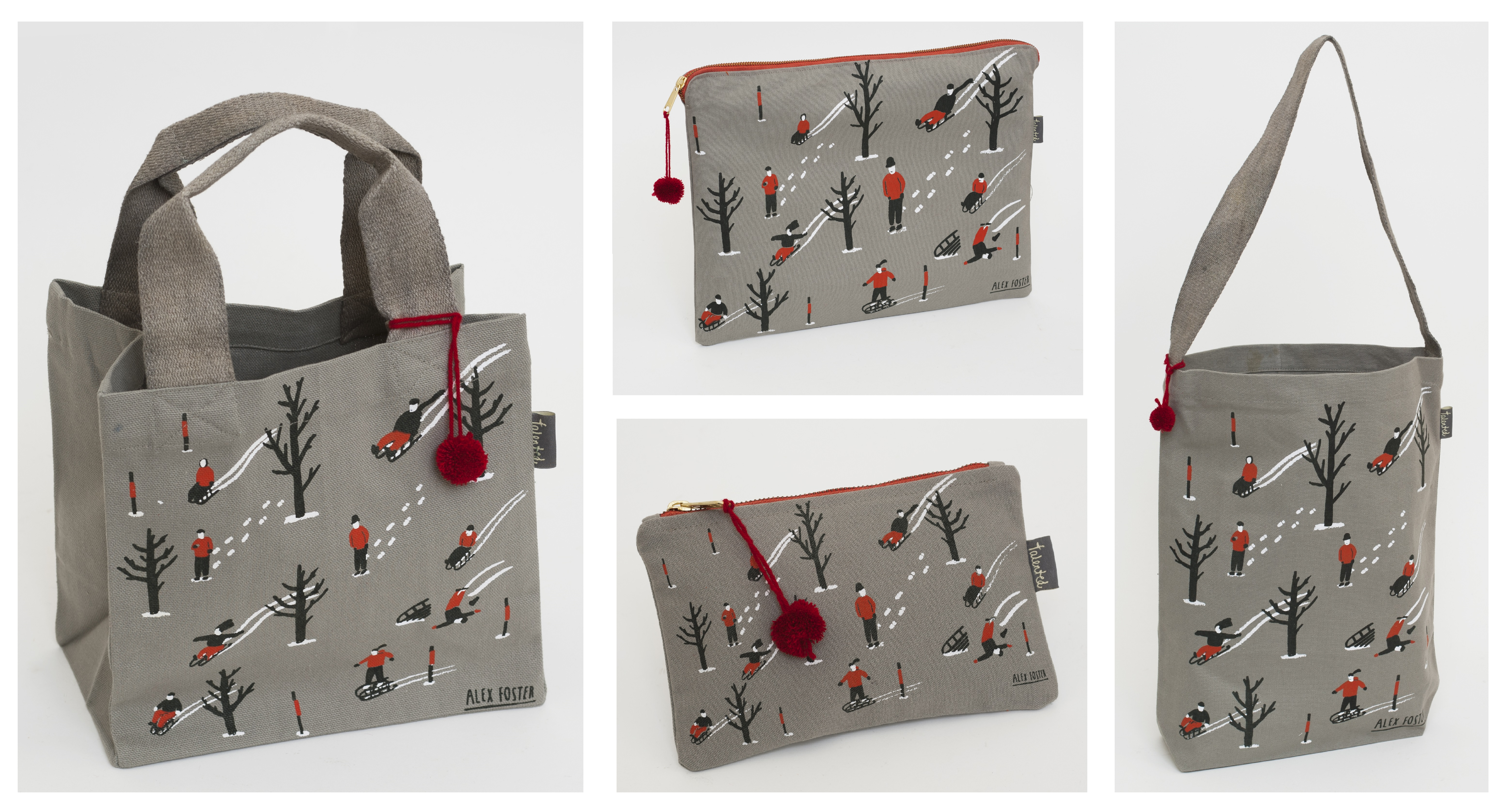 Win a Sledgers mini tote and purse by Alex Foster at Talented – A ...