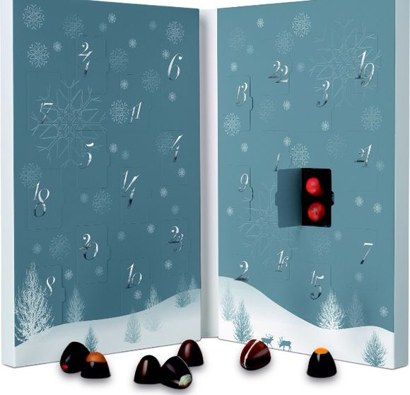 Get festive with Hotel Chocolat